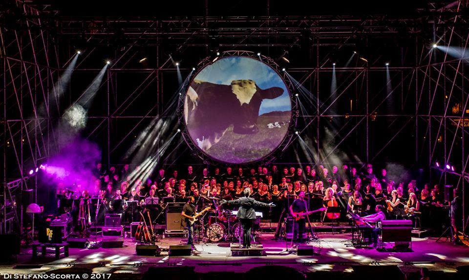 Quartetto Sharareh e Pink Floyd Legend saranno su tutti i palchi più famosi d' Italia…
