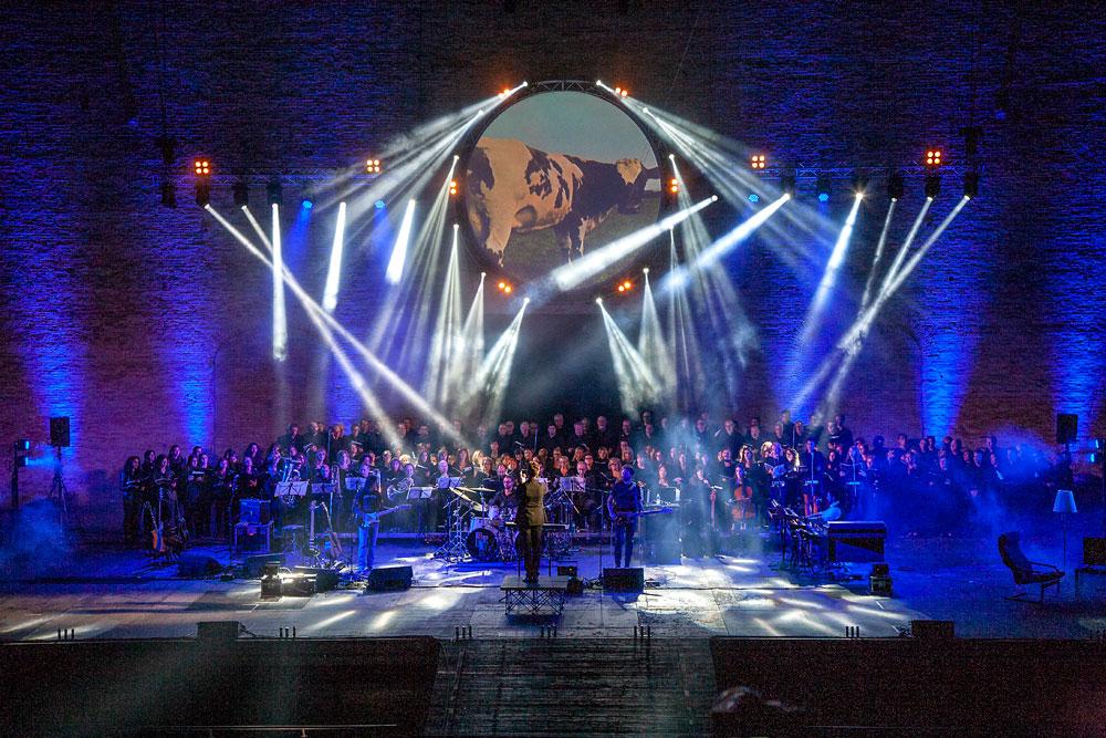 Il 29 Aprile, Quartetto Sharareh e Pink Floyd Legend a Roma..