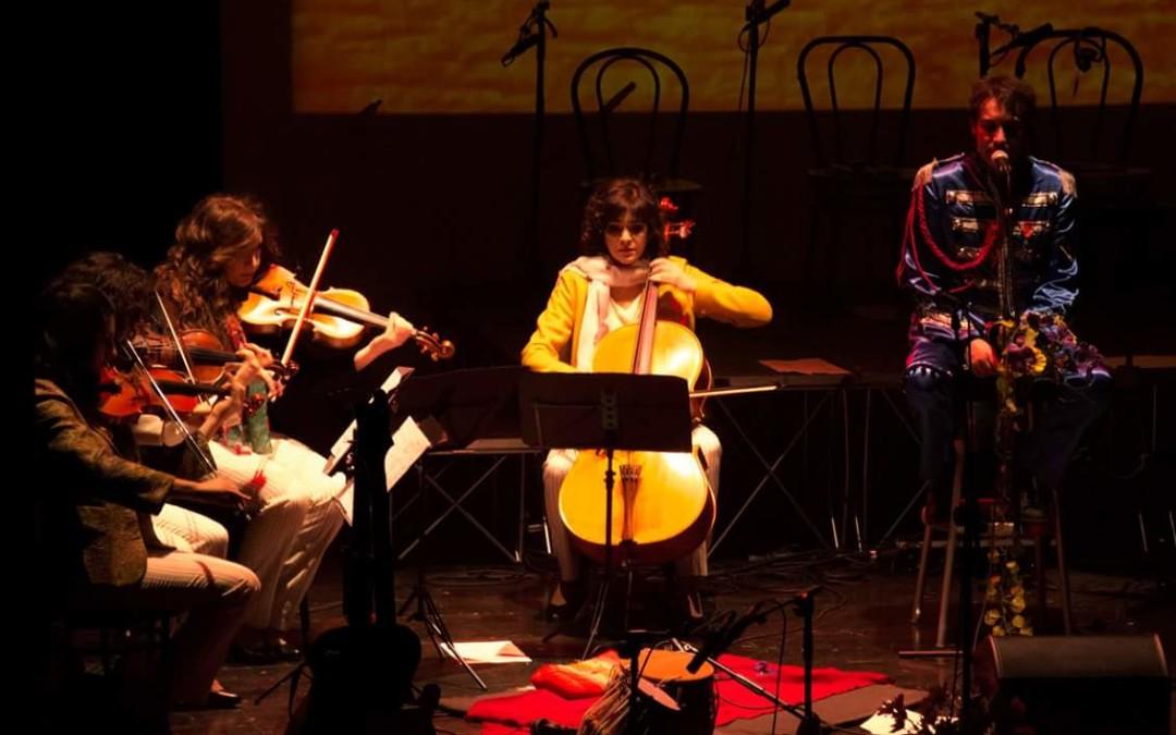 Il Concerto del 5 Gennaio al Teatro Olimpico…ecco le prime foto..