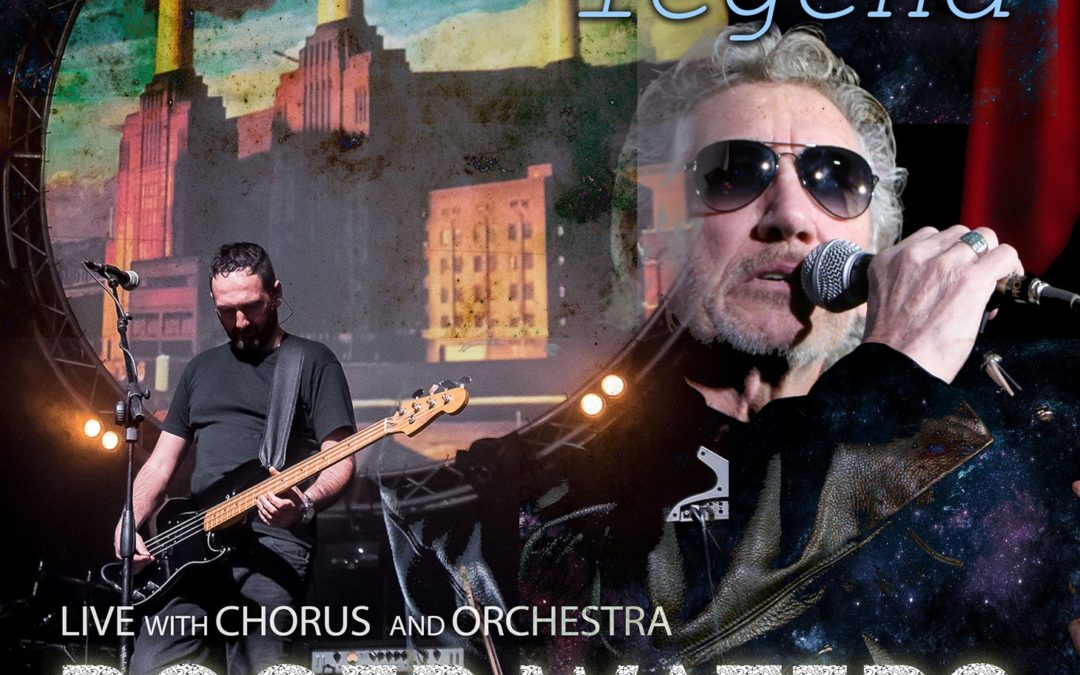"""Roger Waters Night""…Quartetto Sharareh di nuovo con i Pink Floyd Legend!!"