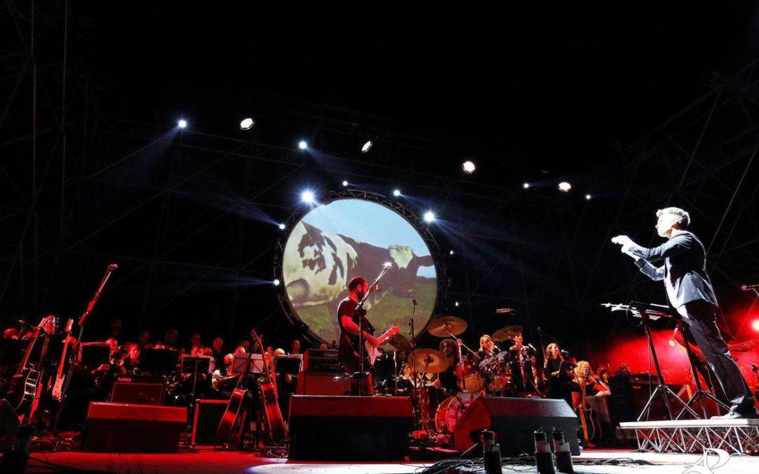 11 agosto Quartetto Sharareh con Pink Floyd Legend al Blubar Festival di Francavilla a mare